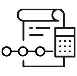 Projektsteuerung Icon
