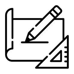 Icon Architektenleistungen